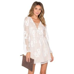 Lovers + Friends Lace Haiden Dress